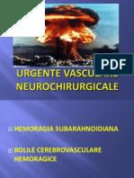 urgente vasculare