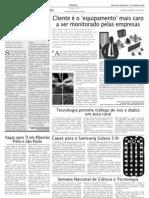 Clipping Grupo Avanzi Jornal Empresas e Negócios