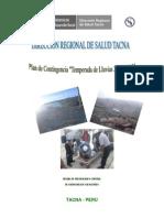 Plan Contingencia Lluvias 2011-2012