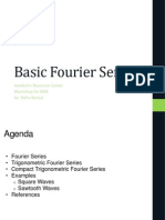 Basic Fourier Series