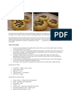Mini Cheese Tart Recipe