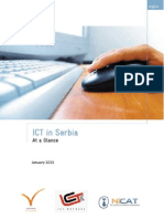 ICT in Serbia at a Glance 2013