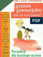 TUTOR_Jak to zrozumieć Poradnik gimnazjalisty Iwona i Lech Cieślakowie 12 s