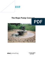 Rope Pump Concept