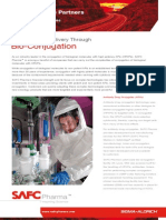 SAFC Pharma - Targeted Drug Delivery Through Bio-Conjugation