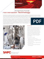 SAFC Pharma - Fermentation Technology
