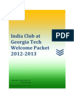 Icgt Welcome Packet 2012-13 [v.1.0]