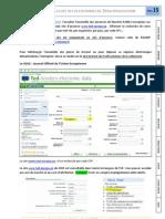 Doc 15 - Veille  - Consulter les Avis de Marches Europeen.pdf