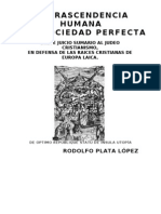 Breve Juicio Sumario Al Judeo Cristianismo en Defensa de Las Raices Cristianas de La Europa Laica