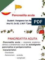 Pancreatita acuta...