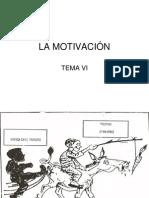 Tema 6 Motivacion