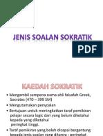 Presentation Jenis Soaln Sokratik