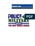 Police & Military Against Martial Law & The N.W.O