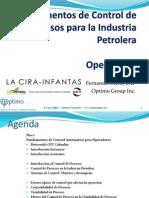 Fundamentos de Control de Procesos Para La Industria Petrolera - Operadores - OXY