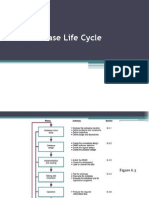 database lifecycle