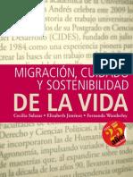 Migración, Cuidado y Sostenibilidad de la vida. Cecilia Salazar, Elizabeth Jimenez, Fernanda Wanderley