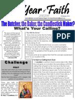 Year of Faith Companion 2013-02-03