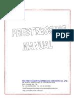 FREYSSINET Prestress Manual