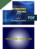 Pembahasan Soal UN 2012 - Logika Matematika.pdf