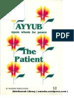 Hazrat Ayyub (a.w.s.)