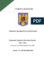27572634-Programul-Naţional-de-Dezvoltare-Rurală-2007-–-2013-versiunea-consolidată-08-februarie-2008