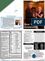 Crestwood Village South Sample Newsletter