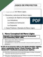 Marco Logico Proyectos de Inversion