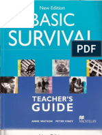 Basic Survival Teacher's Guide