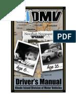 Rhode Island - Drivers Manual 2013
