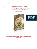 Super Success Code