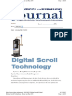 Digital Scroll