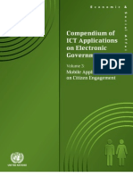 Compendium of ICT Applications on Electronic Government Volume 3