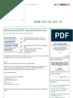 Dimensionamento da CIPA, Como dimensionar CIPA _ Segurança do Trabalho nwn