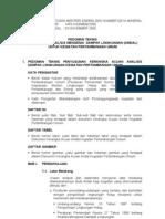 penyusunan dokumen AMDAL