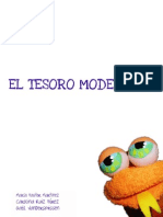 EL TESORO MODERNISTA