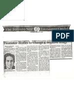 Toronto Star - Hustle