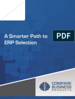 A Smarter Path to ERPSelection