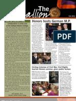Clemson Honors Fall 2012 Newsletter