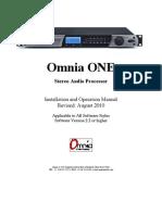 Omnia ONE
