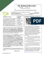 RHS Newsletter 04 2004