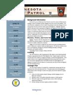 State Patrol Fact Sheet