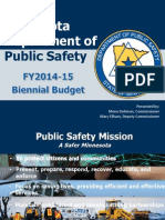 DPS agency and budget overview