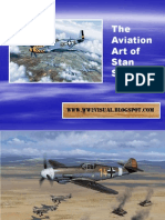 The Aviation Art of Stan Stokes