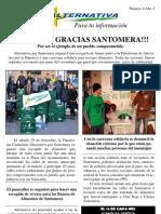 Boletín 4 -Alternativa por Santomera