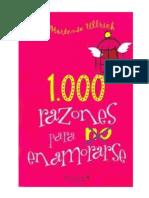 1000 Razones Para (No) Enamorarse