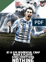 Global Premier Soccer Residential Camps Booklet 2013