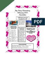 Feb 2013 BPES News
