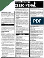 Resumao Juridico 12 - Direito Processo Penal