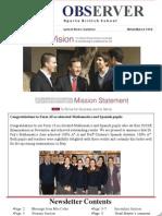 news letter jan 2013