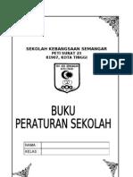 Buku Peraturan Sekolah